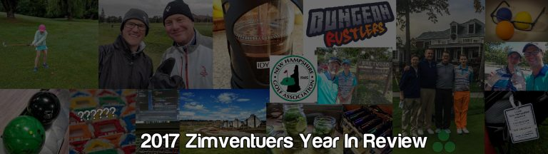 Zimventuers 2017 Year In Review