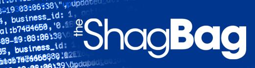 The Shag Bag Logo